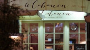 Le Cabanon - Le restaurant