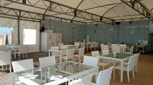 Cote Mer - La salle de restauration