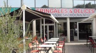 Fringales & Délices - Le restaurant