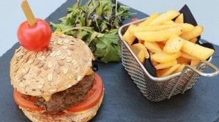 Les Coulondrines - Un burger