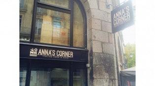 Anna's Corner - La façade du restaurant