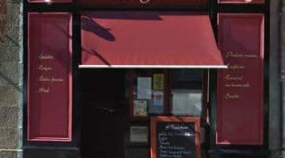Au Blé Gourmand - La façade du restaurant