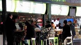 Le Continental - Le restaurant