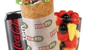Pita pit - Le menu kingston