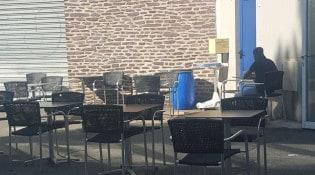 So Pizza Burger - La terrasse