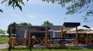 Carpé Diem - La façade du restaurant