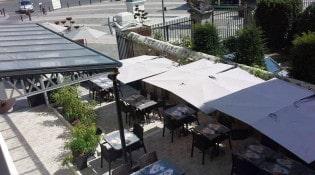 Le Prosper - La terrasse