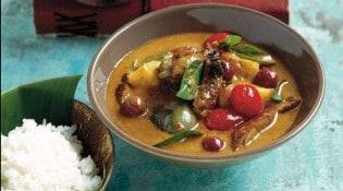 Le Prosper - Canard au curry rouge
