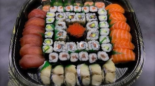 Sushi M - Un autre plat