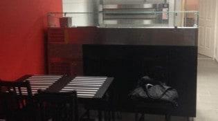 Pizza pugliese - Une autre vue de la salle
