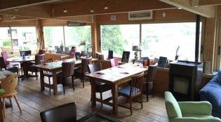 Le Camp de Base - La salle de restauration