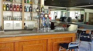 Le Tarin - Le bar
