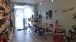 Crêpes & Gourmandises - La salle de restauration
