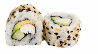 Le Comptoir Nippon - California rolls
