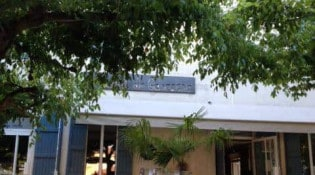 Le Cadet de Gascogne - La façade du restaurant
