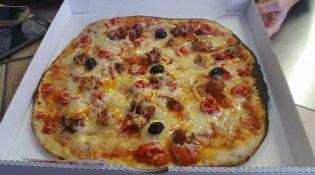 Pizza Bella Sicilia - Une pizza