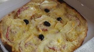 Pizza Bella Sicilia - La pizza savoyarde
