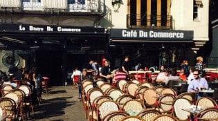 Café du commerce - La terrasse