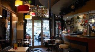 Café Saint Pierre - La salle de restauration