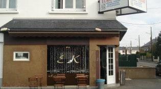 Euro Kebab - La façade du restaurant