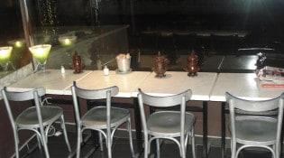 Euro Kebab - La salle de restauration