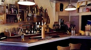 La Fraternité - Le bar
