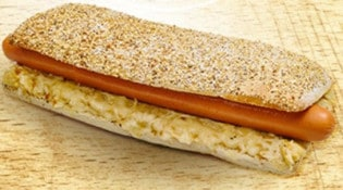 La mie câline - Un hot dog