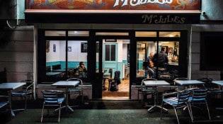 Le Bistrot De Mr Jules - La façade du restaurant