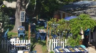 Le Café Gourmand - le jardin terrasse