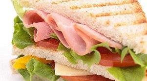 Le Comedy - Un sandwich
