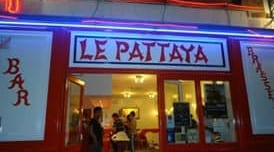 Le Pattaya - Le restaurant