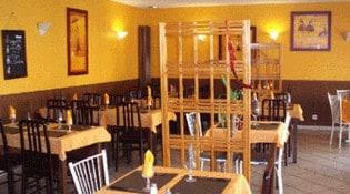 L'Arlequin - La salle de restauration