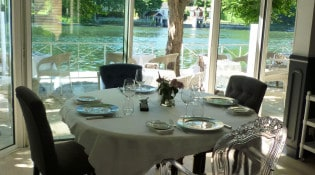 Le Rivage - Le restaurant