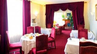 Hostellerie du Grand Sully - La salle de restauration