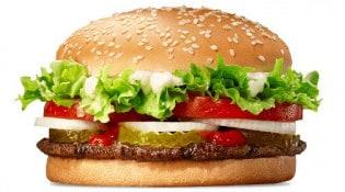 Burger King - Le whopper