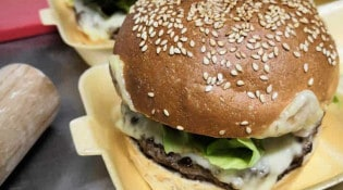 Ô Grands Gourmands - Des burgers