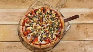 Le H-D - Une pizza