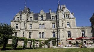 Château de la Tremblaye - L' hôtel restaurant