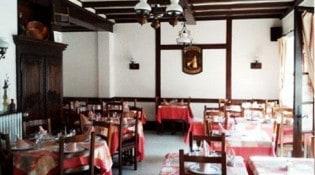 L'Auberge Normande - La salle de restauration