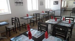 Le Reflex Gourmand - La salle de restauration