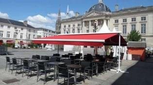 Le Reflex Gourmand - La terrasse