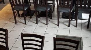 Le Réconfort - La salle de restauration