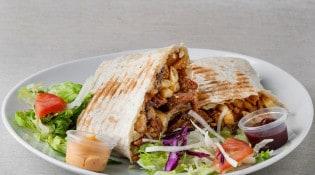Kebab cinq etoiles - Un tacos