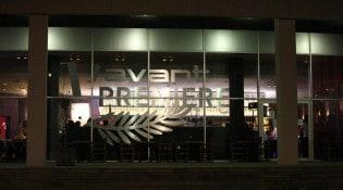 L'Avant Première - La façade du restaurant