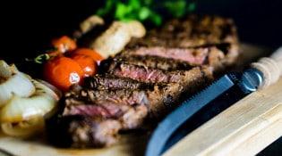 Brasserie les Cheminots - Un steak