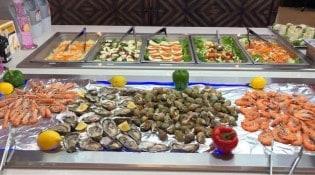 Wok Grill - un buffet