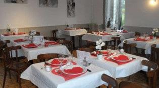 Restaurant de la Gare - la salle