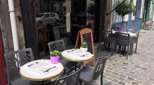 La Royale - Le restaurant