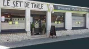Le Set de table