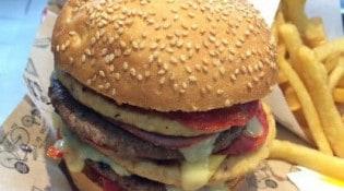 Dk Snack - Le burger fantasia